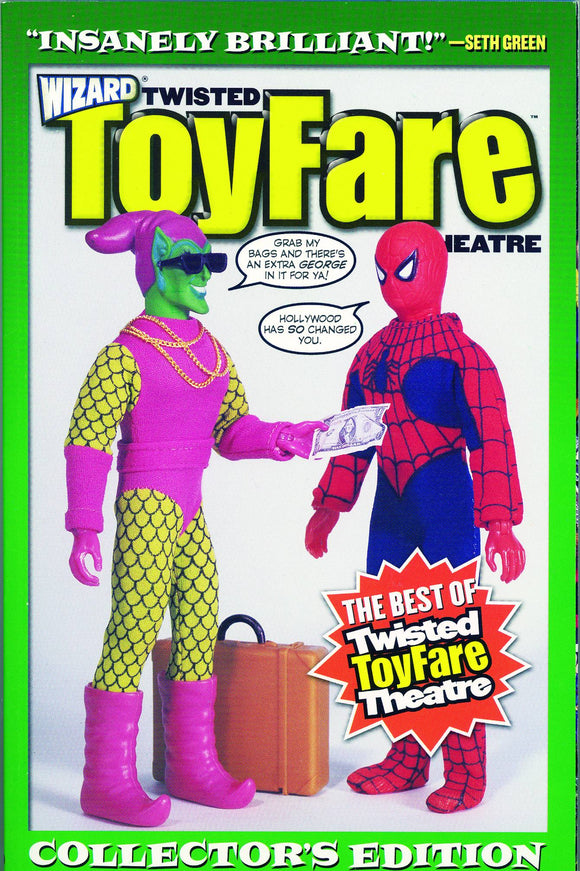 Twisted Toyfare Theatre Vol 02 Tp