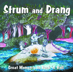 Strum & Drang Great Moments In Rock & Roll Tp