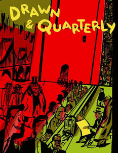 Drawn & Quarterly Vol 5
