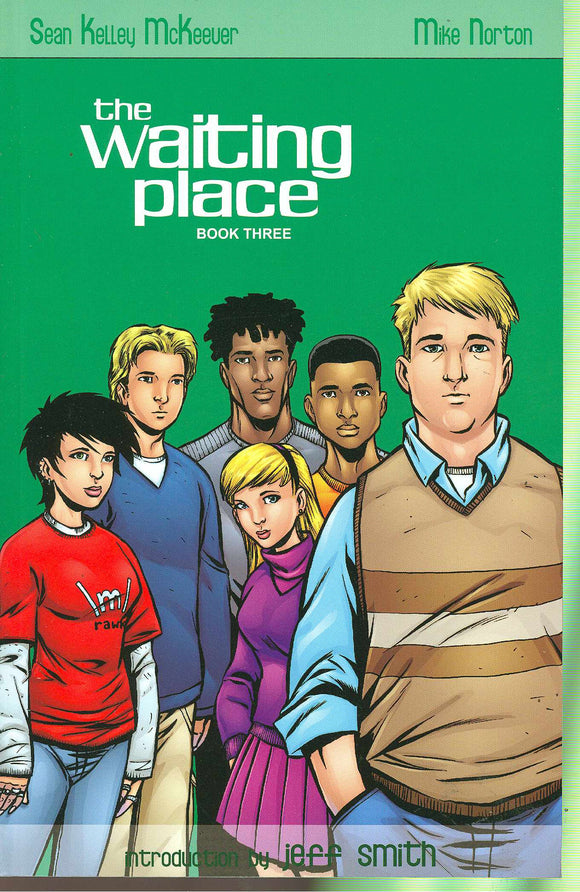 Waiting Place Vol 3 Tp