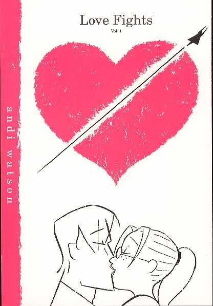Love Fights Vol 1 Tp