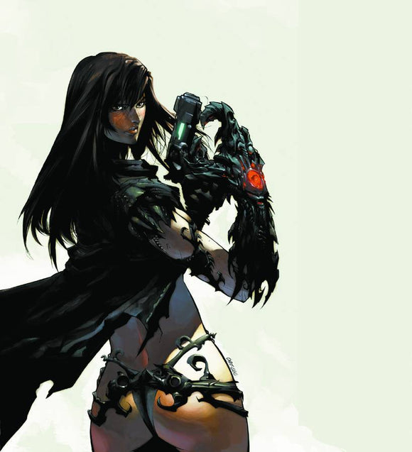 Witchblade Darkminds Return Of Paradox Tp