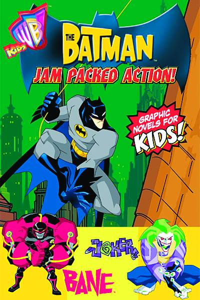 Batman Jam Packed Action