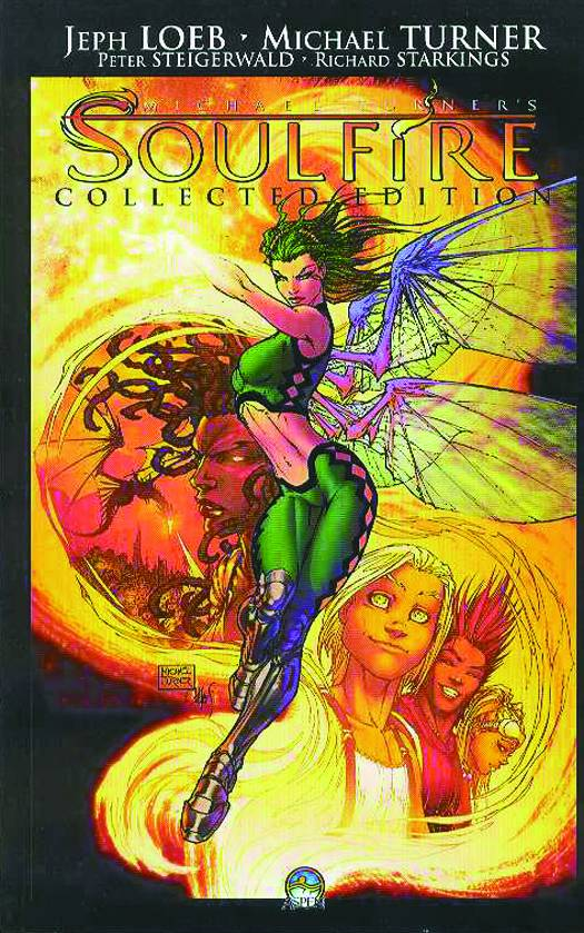 Soulfire Collected Ed