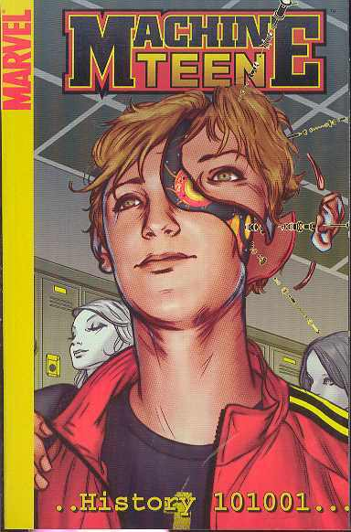 Machine Teen History 101001 Digest Tp