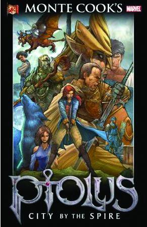 Ptolus City By The Spire Tp Vol 01