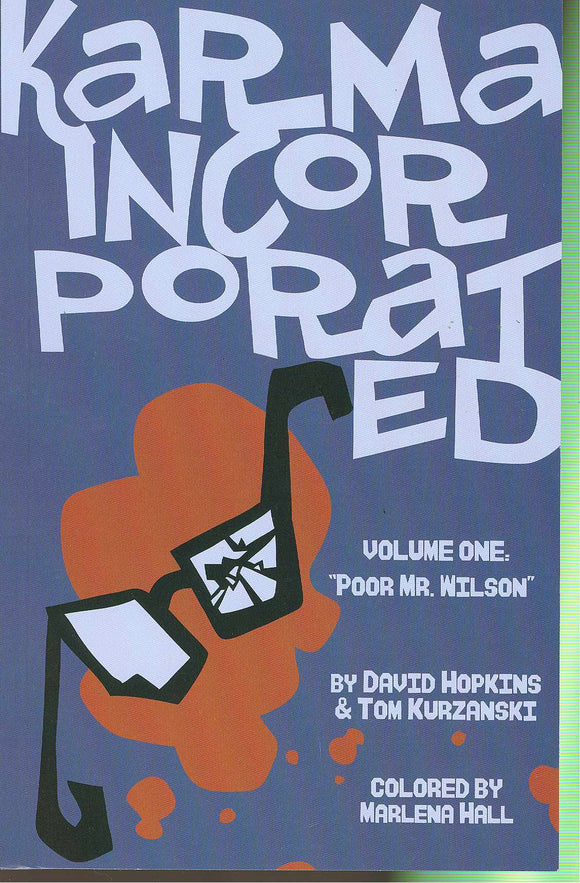 Karma Incorporated Vol 1 Poor Mr Wilson Gn