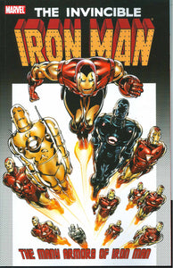 Iron Man Tp Many Armors Of Iron Man New Ptg
