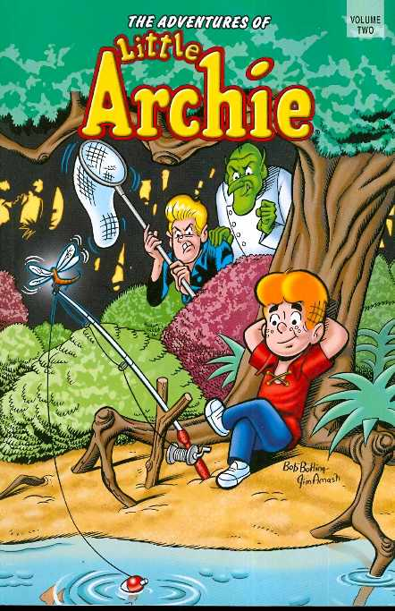 Adventures Of Little Archie Tp Vol 02