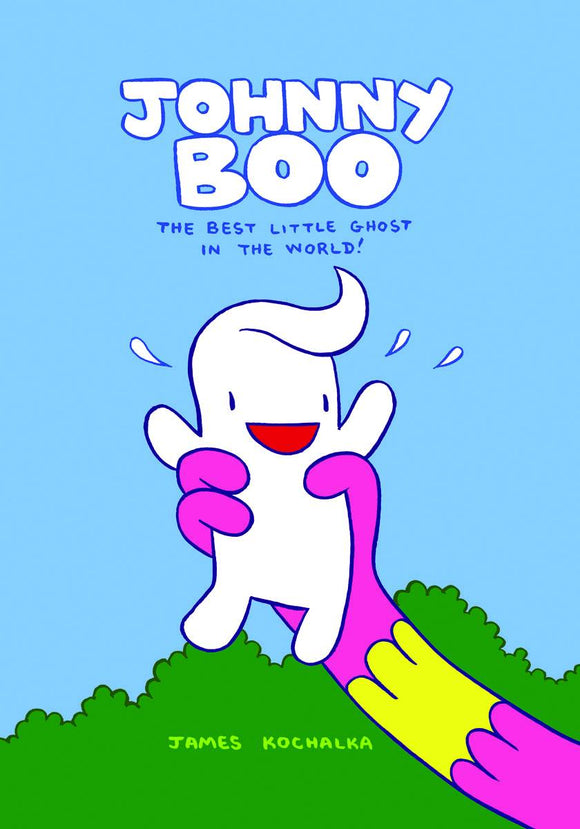 Johnny Boo Hc Vol 01 Best Little Ghost I/T World