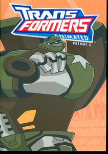 Transformers Animated Tp Vol 05