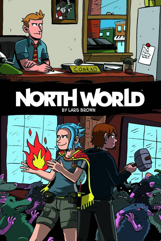 North World Gn Vol 02