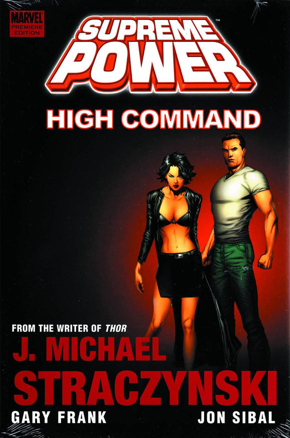 Supreme Power High Command Prem Hc