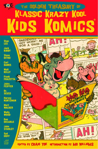 Golden Collection Of Klassic Krazy Kool Kids Komics Hc