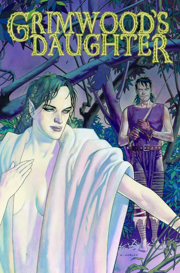 Grimwoods Daughter Hc