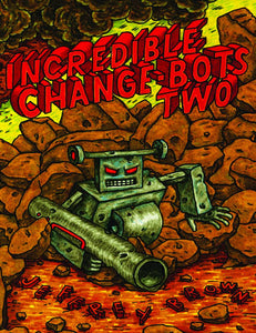Incredible Change Bots Two Gn
