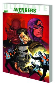 Ultimate Comics Avengers Tp Crime And Punishment
