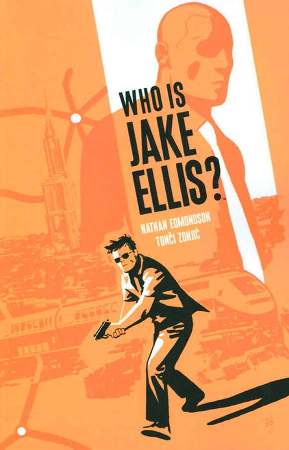 Who Is Jake Ellis Tp Vol 01