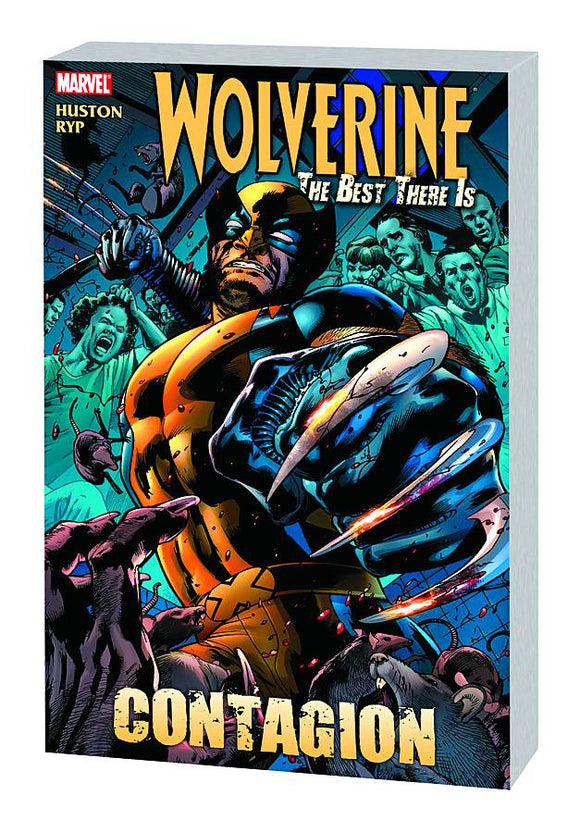 Wolverine Best There Is Contagion Tp