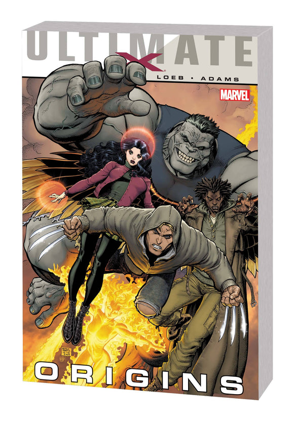 Ultimate Comics X Origins Tp