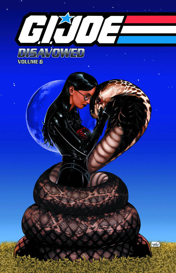 Gi Joe Disavowed Tp Vol 06