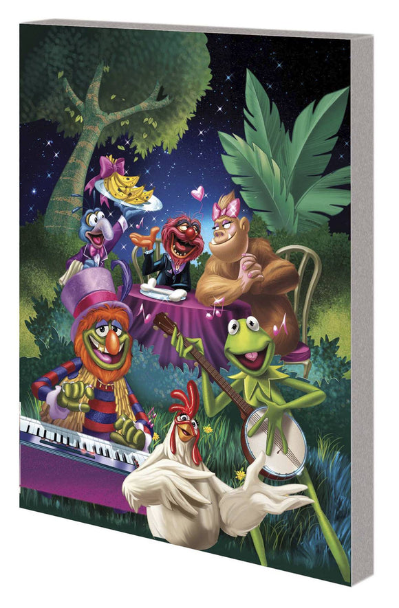 Muppets Tp Four Seasons