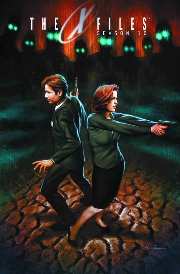 X-Files Season 10 Hc Vol 01