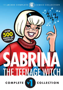 Sabrina The Teenage Witch Comp Tp 1962-1971
