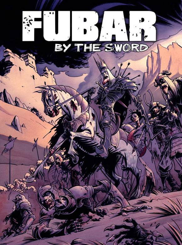 Fubar By The Sword Gn