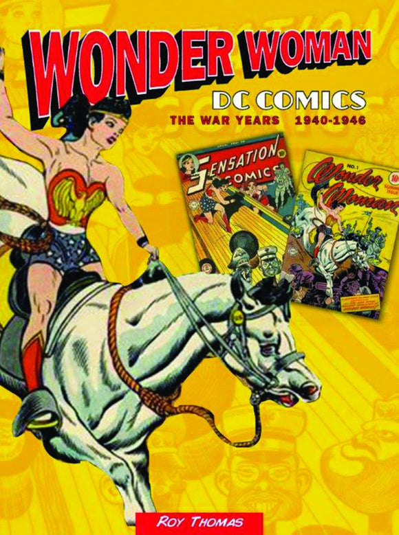 Wonder Woman War Years Hc