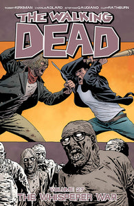 Walking Dead Tp Vol 27 Whisperer War