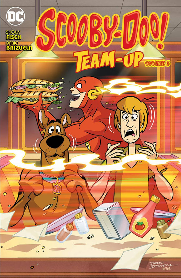 Scooby Doo Team Up Tp Vol 03