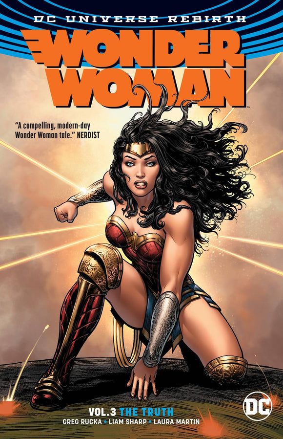 Wonder Woman Tp Vol 03 The Truth