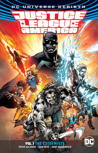 Justice League Of America Tp Vol 01 The Extremists