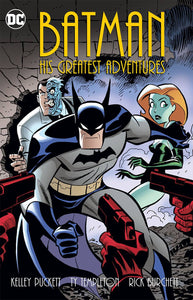 Batman His Greatest Adventures Tp