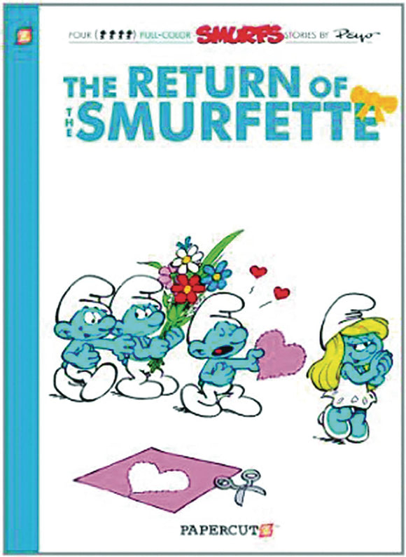 Specially Priced Smurfs Return Of Smurfette Gn