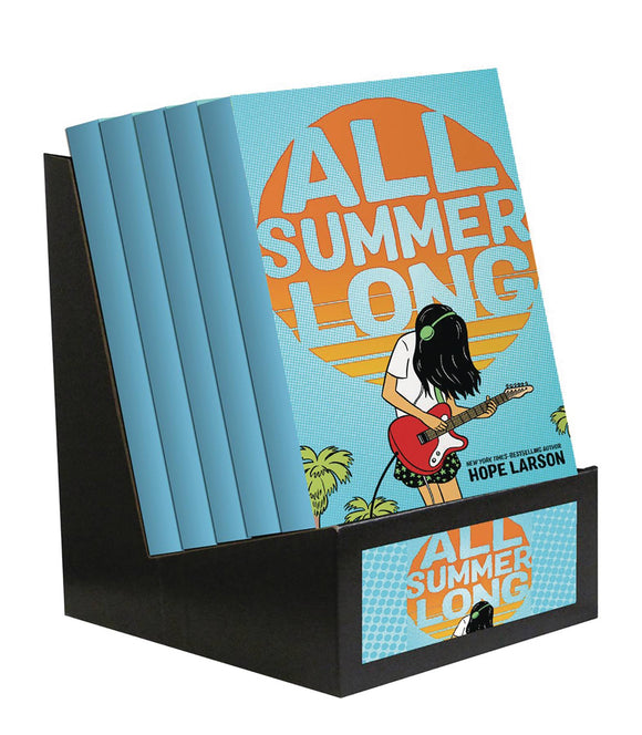 All Summer Long 5 Copy Sgn Counter Display