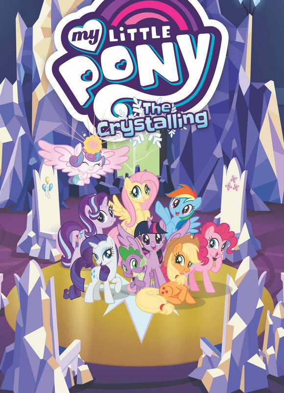 My Little Pony Tp The Crystalling