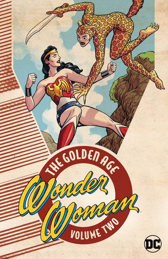 Wonder Woman The Golden Age Tp Vol 02