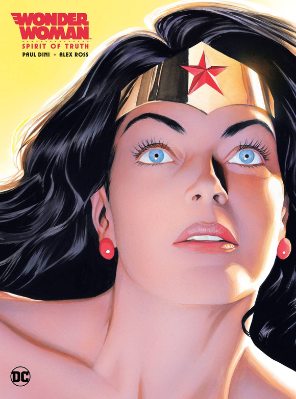 Wonder Woman Spirit Of Truth Hc