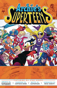 Archies Superteens Tp