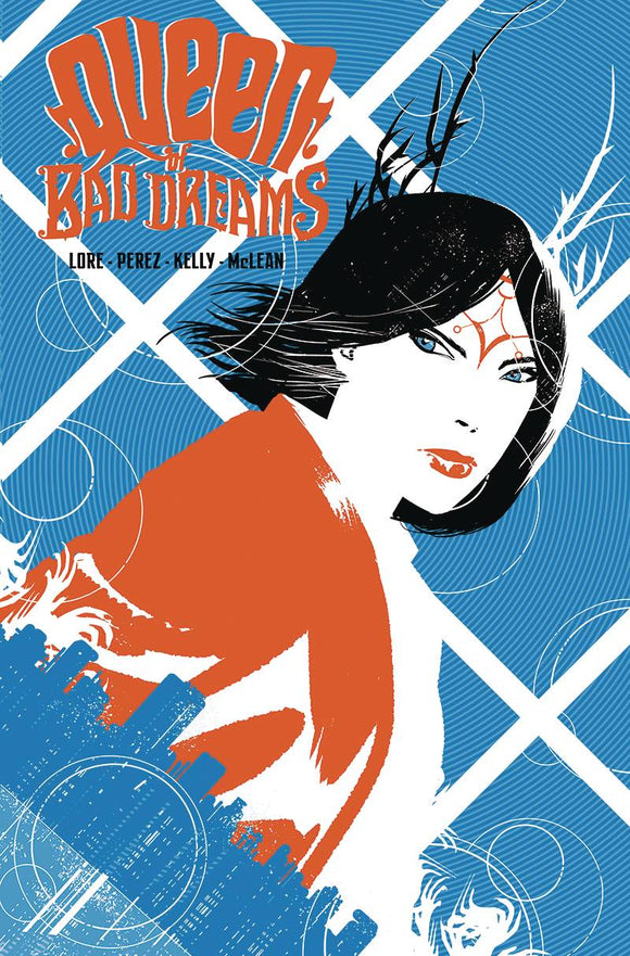 Queen Of Bad Dreams Tp Vol 01