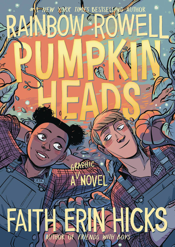 Pumpkinheads 5-Copy Signed Counter Display
