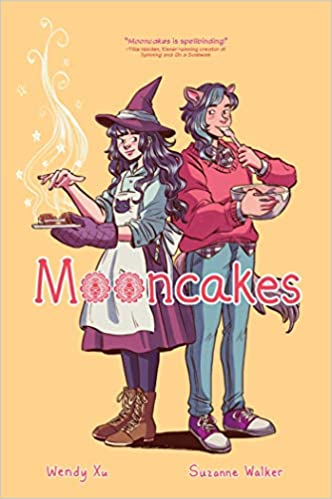 Mooncakes Graphic Novel