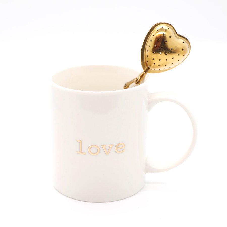 Teetasse Love