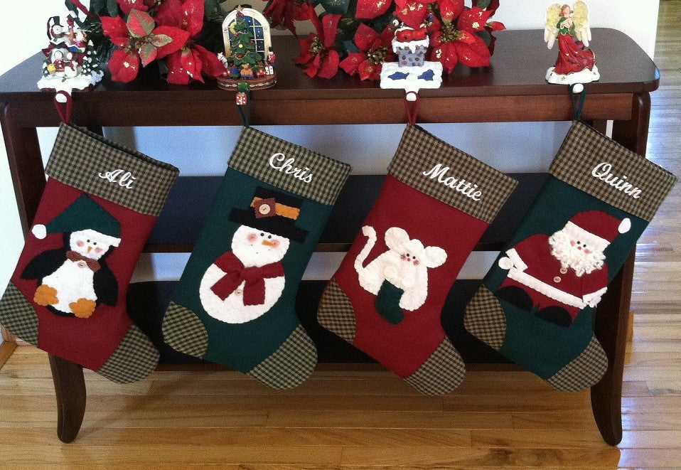 How to Choose Christmas Stockings