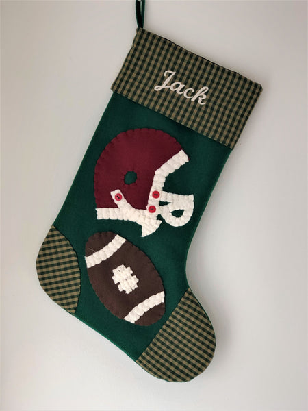 Score More!- Christmas Stocking