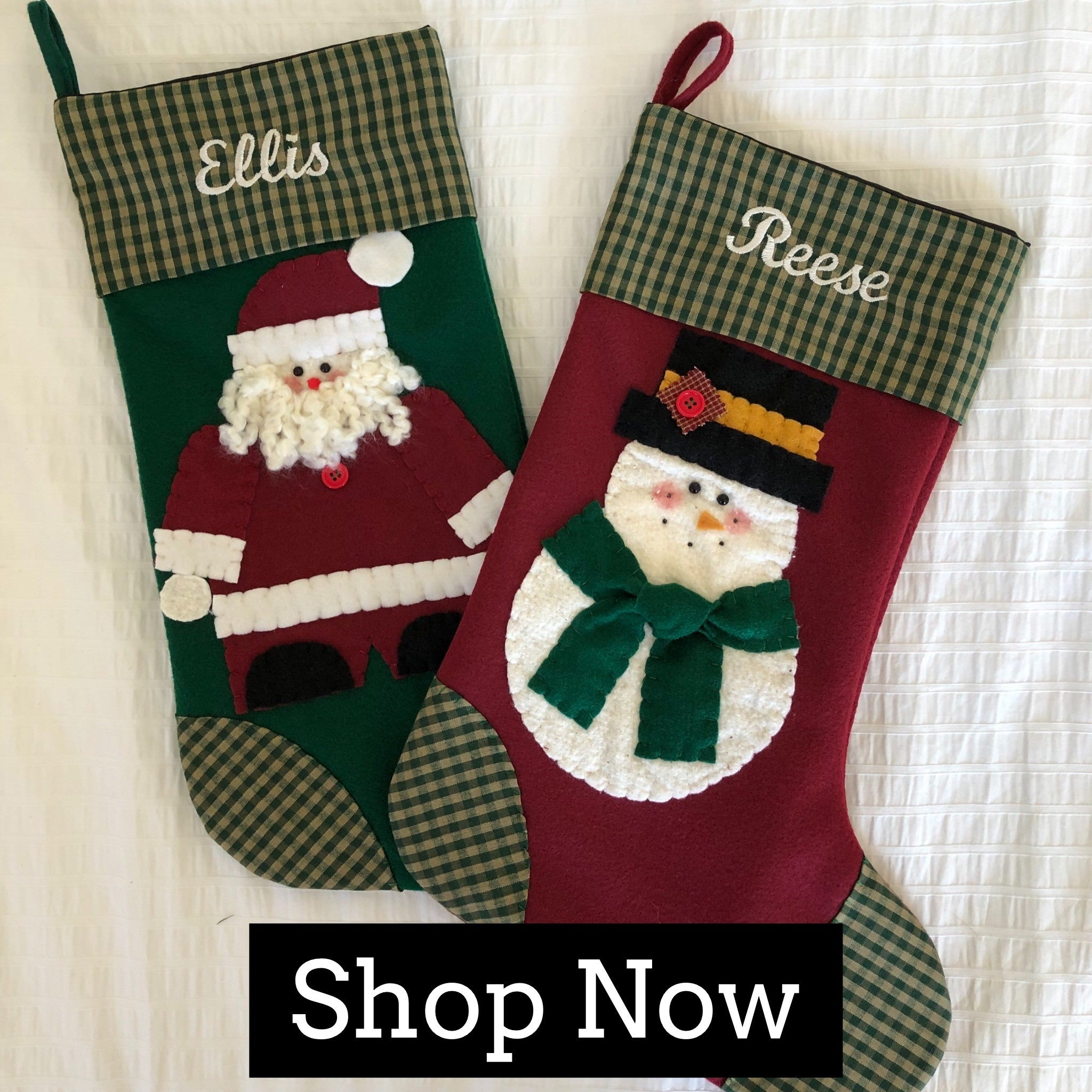 Christmas Stockings Learn More