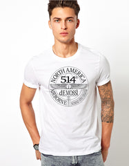AIRBORNE NOMAD 514th- Men's T-Shirt - The dE Mossì Clothing Co. North 49