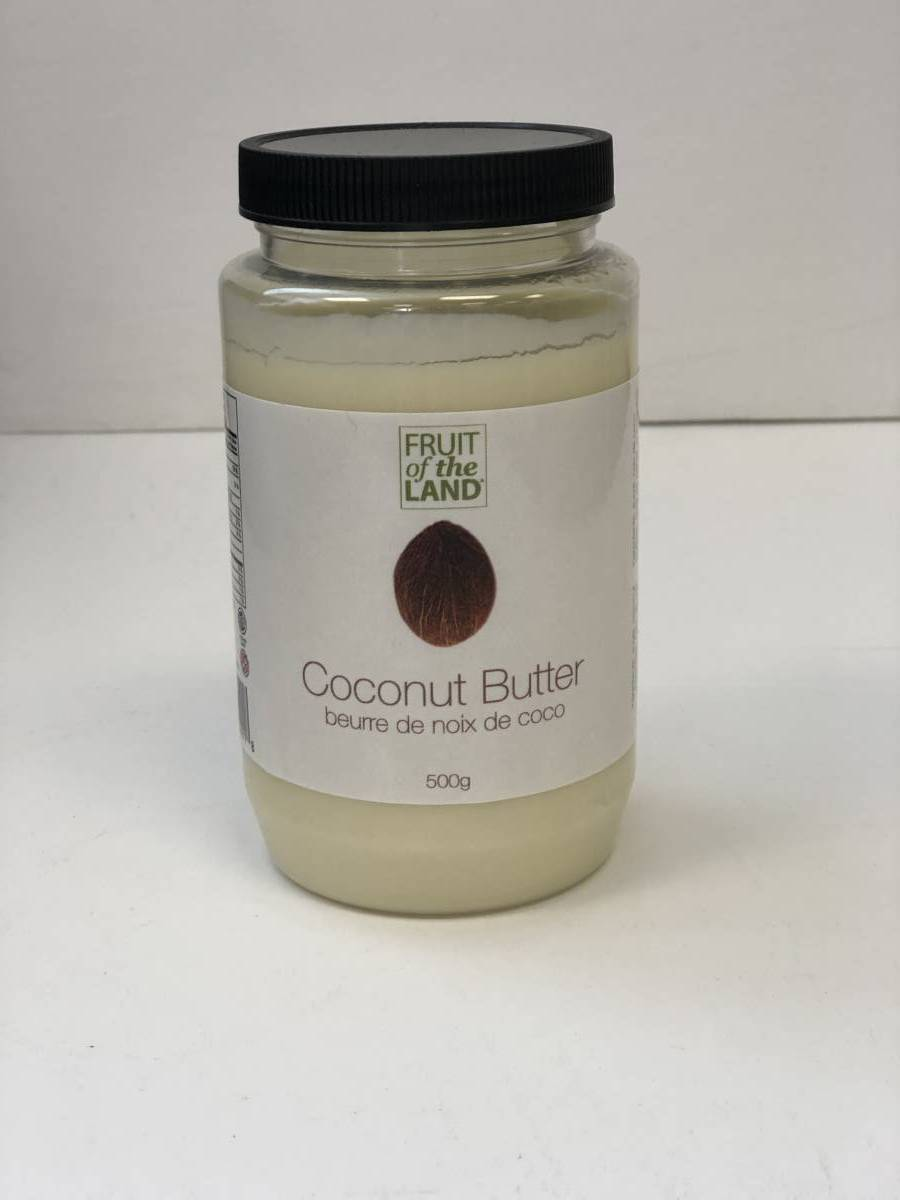 Fruit of the land - Beurre - Coconut
